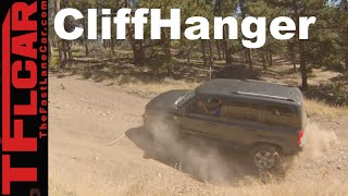 Jeep Patriot & TFL fan takes on the Cliffhanger Extreme Off-Road Hill Climb