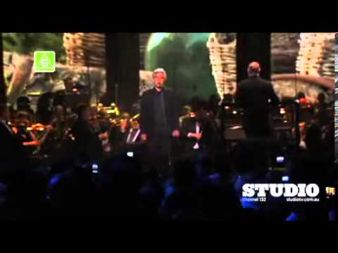 Andrea Bocelli Live at the iTunes Festival