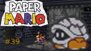 Recorrido por una oscura caverna/Paper Mario capítulo 39