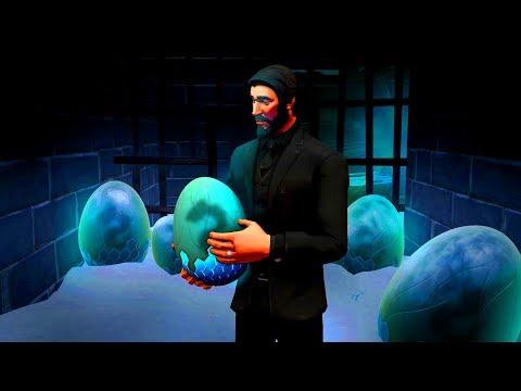 [ Fortnite | Court-métrage ] John Wick et le Mystère des Oeufs de Dragon ! #20