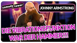 JOHNNY ARMSTRONG. Engländer schießt gnadenlose Witze ab - Comedy Tower