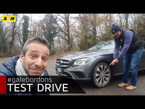 Mercedes Classe E All-Terrain | C'è tutto... e poi c'è di più!  [ENGLISH SUB]
