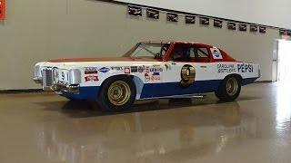 1969 NASCAR Pontiac Grand Prix & 428 Ram Air V Engine Start on My Car Story with Lou Costabile
