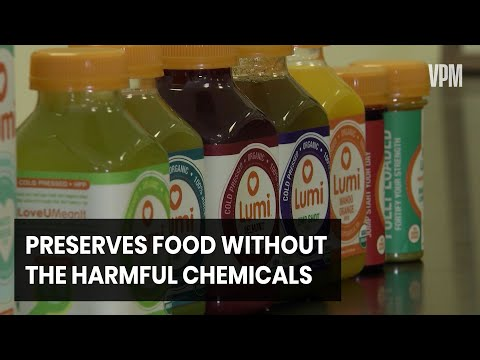 The Entrepreneur Behind Cold-Pressed Fruit Juice Startup
