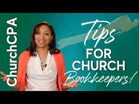 Tips for Church Book Keepers
