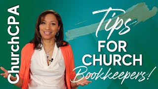 Tips for Church Bookkepers