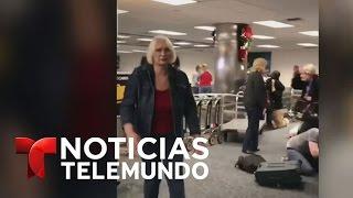 ¿Por qué Esteban Santiago viajó a Florida? | Noticiero | Noticias Telemundo