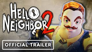 Hello Neighbor 2 - Official Mr. Peterson AI Trailer | ID@Xbox /twitchgaming