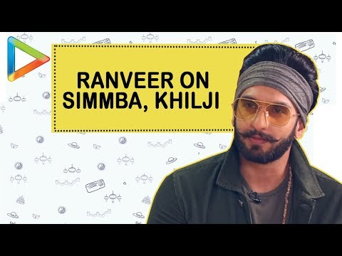 Ranveer Singh:  Watching Simmba with the audience is the GREATEST...