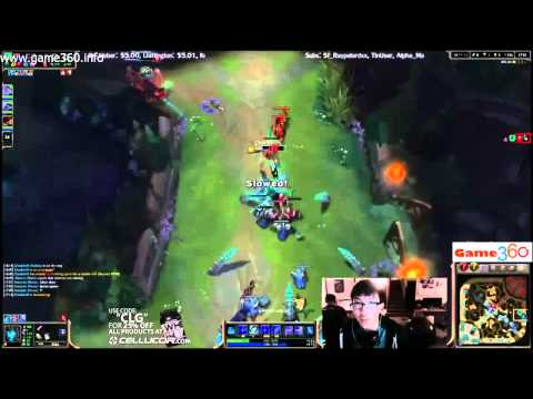 Highlights Doublelift Kalista Penta Kill