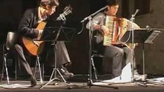 Besame Mucho chitarra & fisarmonica live