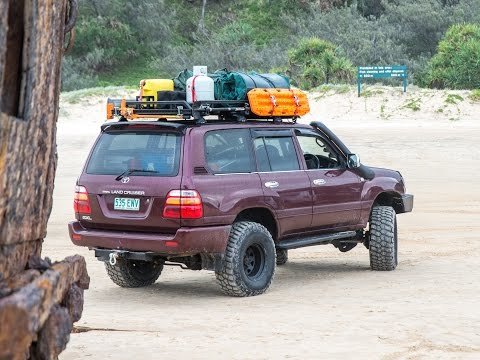 Roof Racks, Cage & Accessories Installation Guide // Ridge Ryder