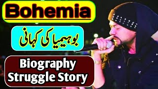 Bohemia Rapper - Struggle Story | Biography & why always  Bohemia Wears Cap? [Hindi urdu ]