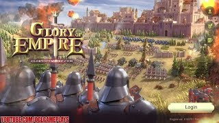 Glory Of Empire OBT Gameplay (Android iOS)