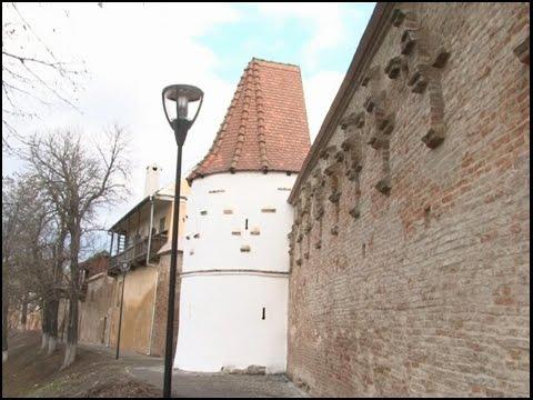 Zidul cetatii si