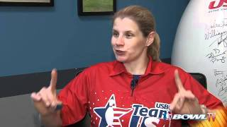 Team USA Tips - Kelly Kulick - London Pattern