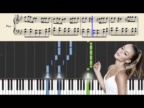 Zara Larsson - Lush Life - Piano Tutorial + Sheets