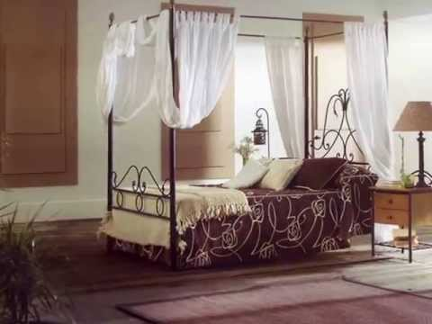 himmelbetten zum tr umen youtube. Black Bedroom Furniture Sets. Home Design Ideas