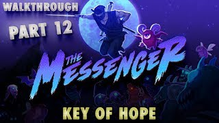 The Messenger All Music Notes #1: Key of Hope - 100% Gameplay Walkthrough Part 12