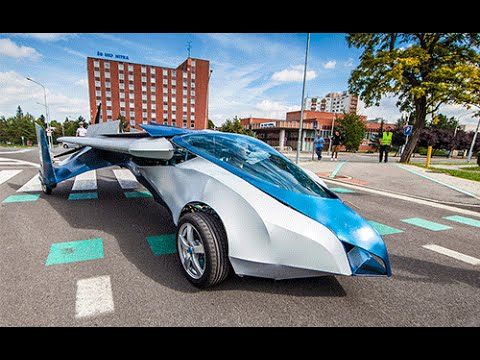 Aeromobil - First flying Car