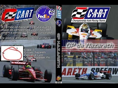 CART 2001 Fedex Championship Series - Round 3 - Lehigh Valley Grand Prix Nazareth Speedway