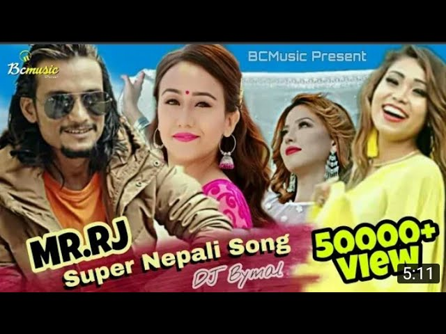 MR RJ NEW COVER SONG /Pitch Road ft,Madhu Babu Riya shrestha