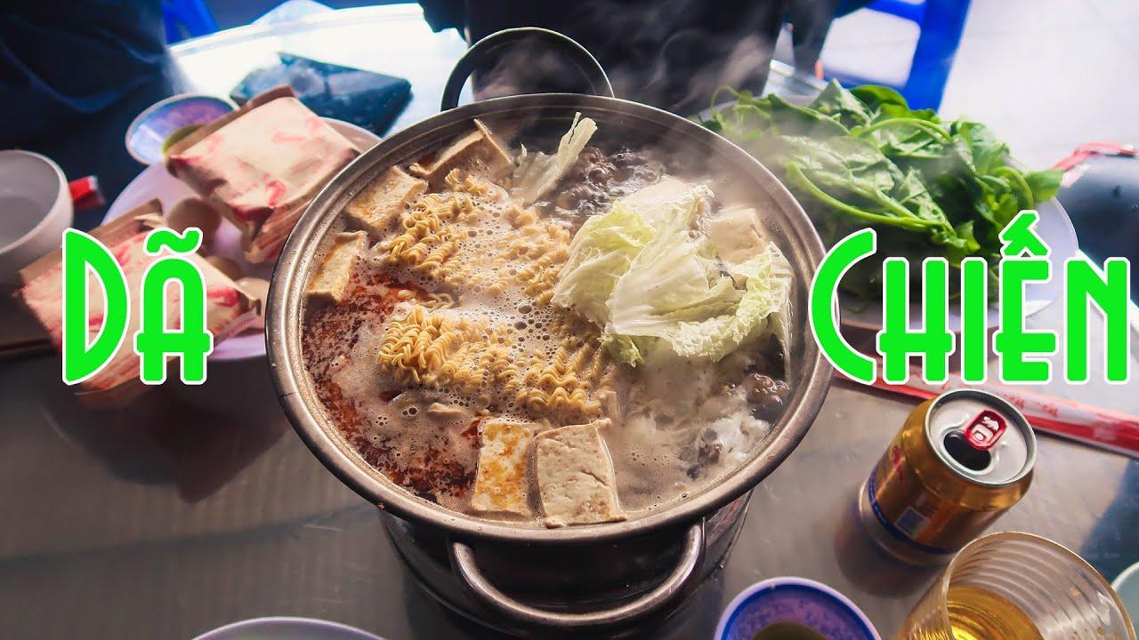 Review Dã Chiến Quán – Quán ăn chuyên các món về bò ở Đà Lạt | Kinh Nghiệm Du Lịch Đà Lạt