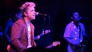 The Coverups (Green Day) - Sheena Is a Punk Rocker (Ramones cover) – Secret Show, Live in Albany