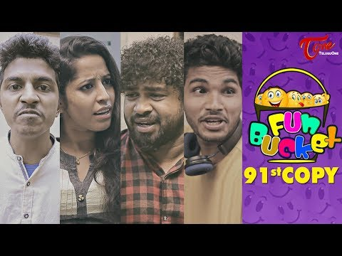 Fun Bucket | 91st Episode | Funny Videos | #TeluguComedyWebSeries