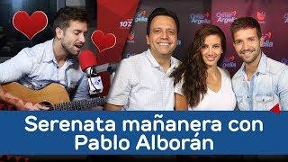 Pablo Alborán en entrevista con Omar y Argelia | Entrevista completa