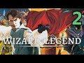 LE PROGRÈS PAR LE FAIL !! -Wizard Of Legend- Ep.2 avec Bob Lennon & Jehal