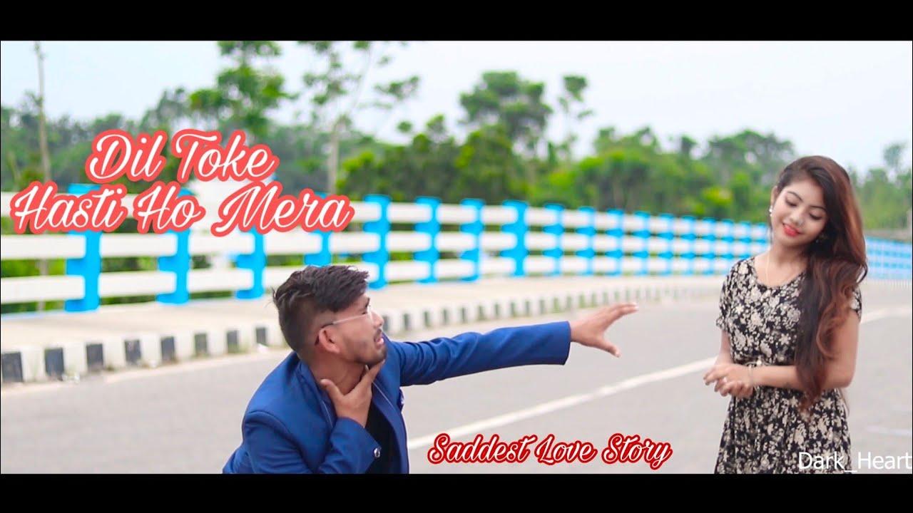 Dil Tod Ke | Hasti Ho Mera | B Praak | Heart Touching Love Story | Ft Anirban | Hindisong 2020