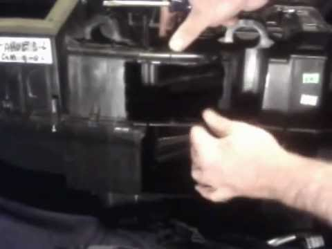 05 Lincoln Town Car Fuse Box Chevrolet Video Wmv Youtube
