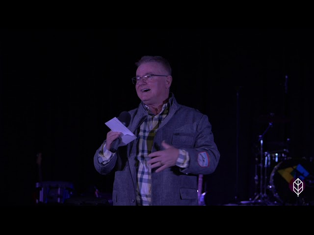 Prepared for Abundance - Ps Mark Zaia