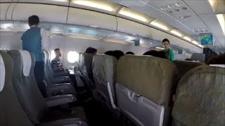VN 684 - Vietnam Airlines - Kuala Lumpur to Ho Chi Minh City - Economy Class - Flight Review