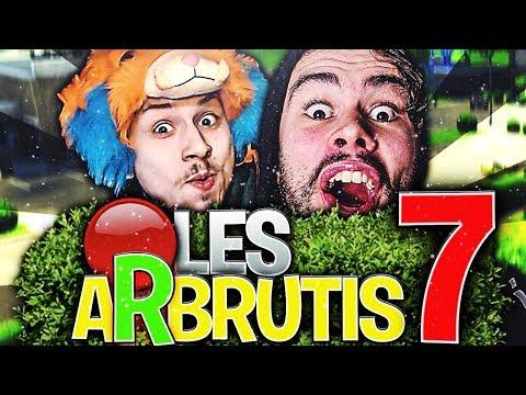 FORTNITE - LES ARBRUTIS #7 !