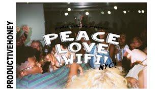 PEACE LOVE WIFI 2018