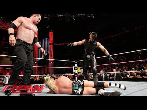 Dolph Ziggler vs. Kane: Raw, October 27, 2014