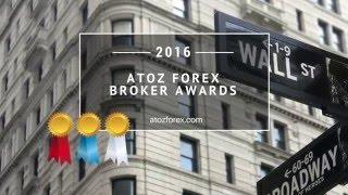 2016 AtoZ Forex Broker Awards