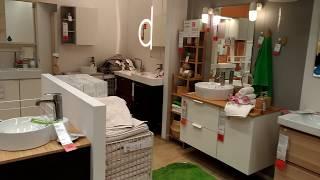 видео Мебель для ванной комнаты