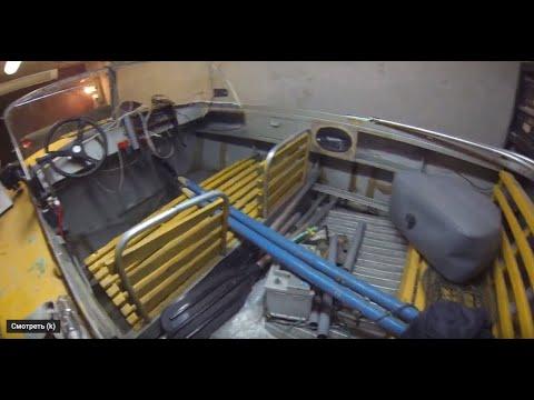 Обзор стоковой лодки Прогресс 2М