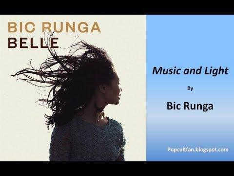 Bic Runga - Music and Light (Lyrics)