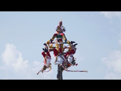 PAPANTLA FLYERS | Xcaret Mexico! Cancun Eco Park