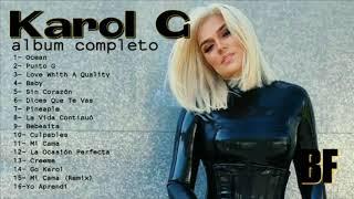 karol G   Album Completo 2019