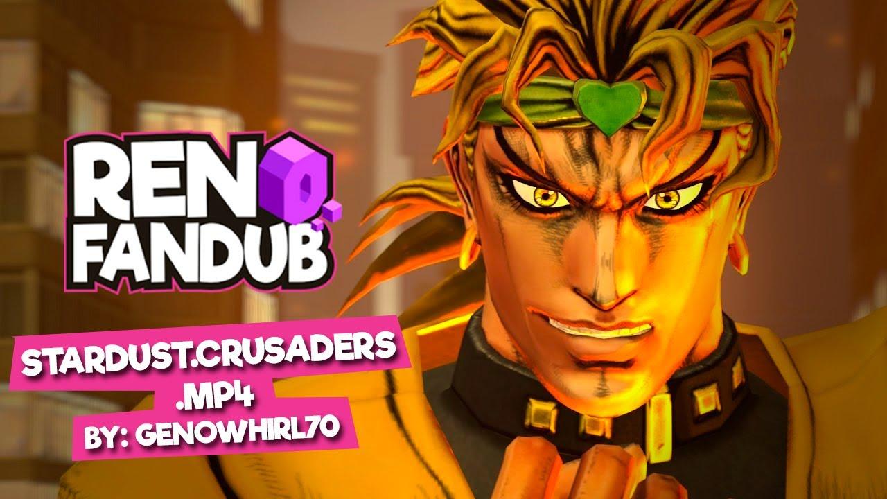 Download stardust_crusaders.mp4 - Fandub Español Latino - by: Genowhirl70