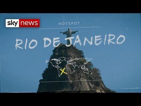 Hotspots: The war on Rio's gangs