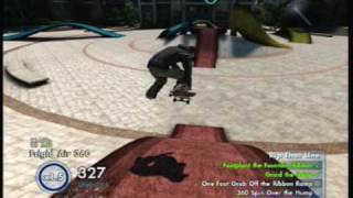 Skate 3 Rip That Line Killed