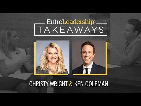 Communicating With Intention   Christy Wright   EntreLeadership Takeaways