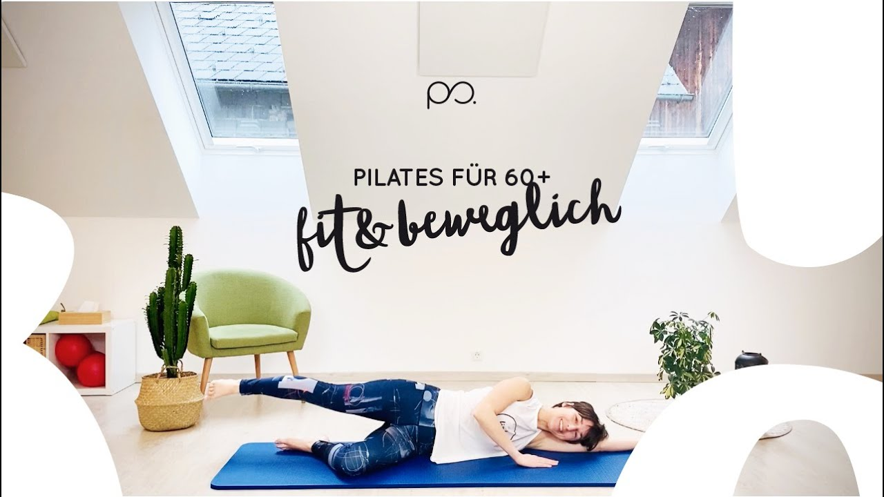 Pilates in jedem Alter