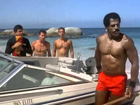 American Ninja 2 - Sweaty Beach Brawl